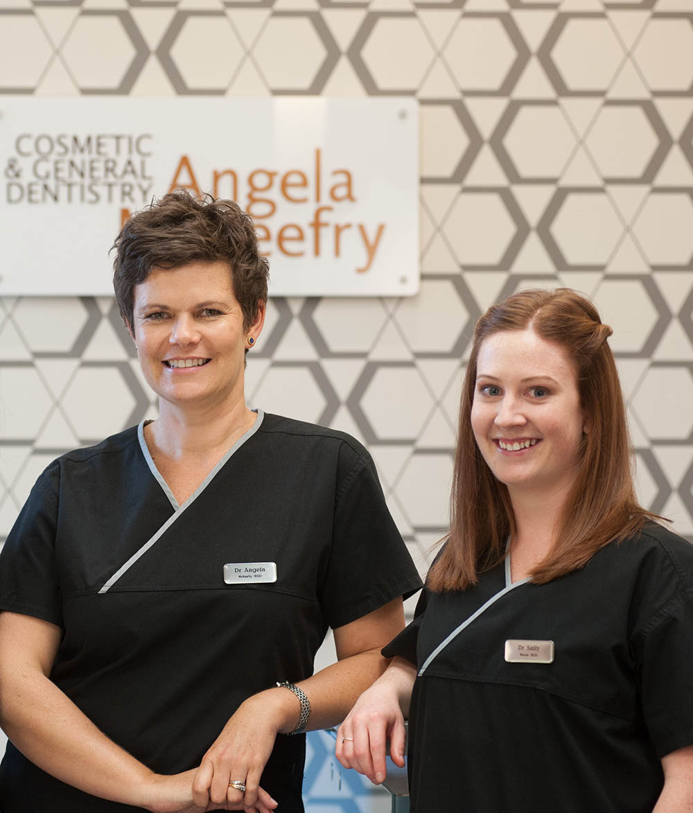 Dentists Angela and Sally | McKeefry Dental Wellington
